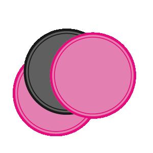 Panno struccante - igienico anallergico antimuffa